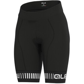 Alé Cycling Graphics PRR Strada Sykkelbukse Dame black/white